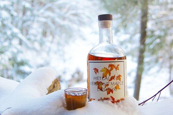 Marlboro, VT : Metcalfe's Vermont Maple Liqueur