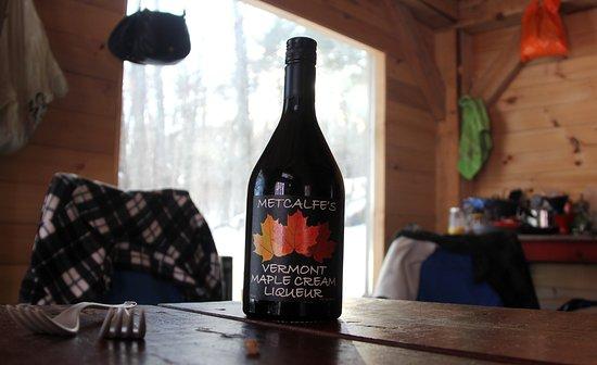 Marlboro, VT : Metcalfe's Vermont Maple Cream Liqueur