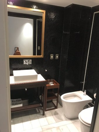 Hotel Pulitzer Buenos Aires: Banheiro do quarto