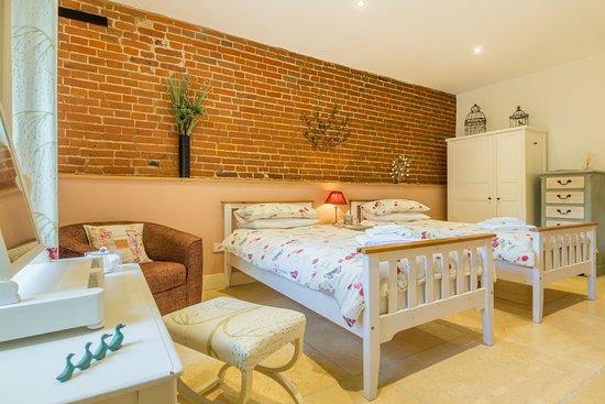 Great Massingham, UK: B&B twin room