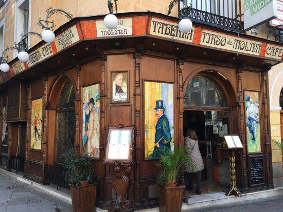 Great Little Restaurant Bar Review Of Taberna Tirso De Molina Madrid Spain Tripadvisor