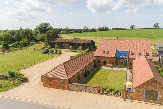 West Heath Barn, Great Massingham