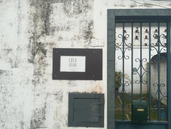 Livramento, Portugal: And you find us! Casa Velha