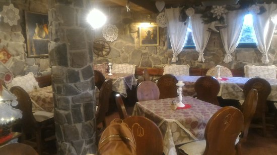 Baile Tusnad, Rumania: Fortuna Restaurant