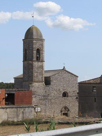 Sant Guim de Freixenet, إسبانيا: Iglesia neoclásica de Sant Martí en La Tallada (población perteneciente a Sant Guim de Freixenet