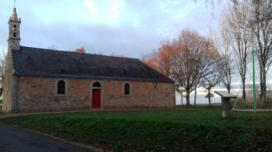 Guidel, Frankrike: Chapelle Saint Laurent