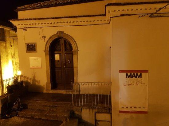 MAM Musei Aiello Moliterno Novecento Lucano
