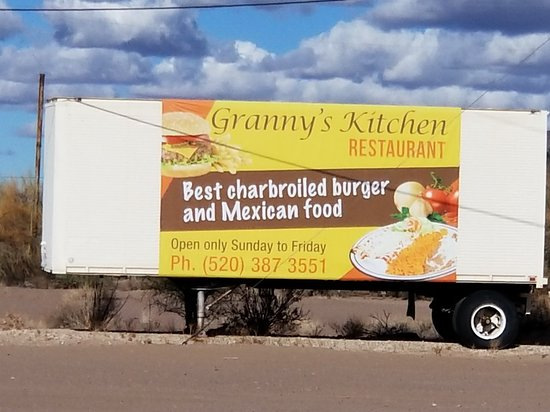 Why, AZ: Grannymac's Kitchen