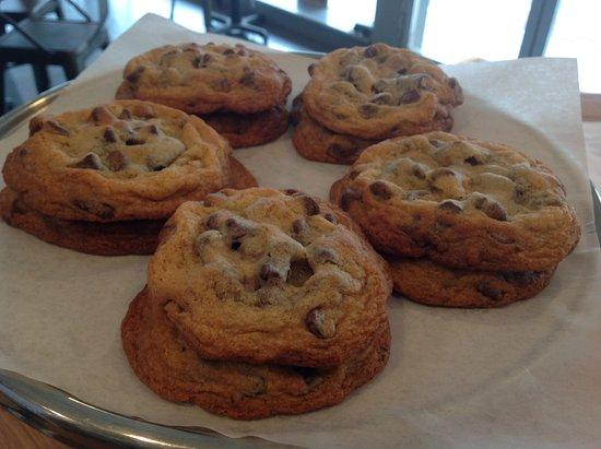 Reidsville, NC: Chocolate Chunk Cookies