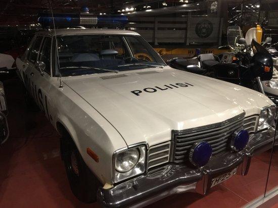 Kangasala, Finlande : Dodge Aspen