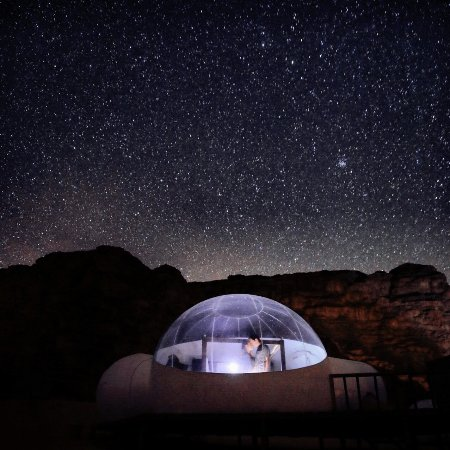 Image result for wadi rum night luxury camp