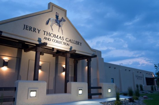 Jerry Thomas Gallery in beatiful Scott City, Kansas