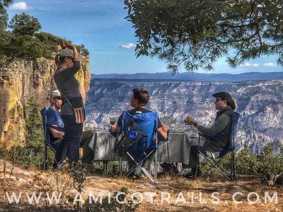 The 3 Amigos: Amigo Trails Perfect Picnic