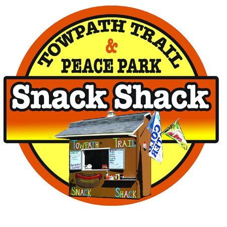 Bolivar, OH: Towpath Trail Snack Shack logo