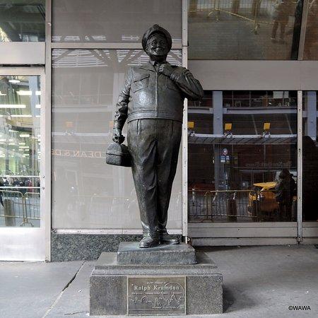 Ralph Kramden Statue