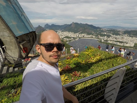 Pao De Acucar, AL: Vista do pão de Açúcar no rio de Janeiro 