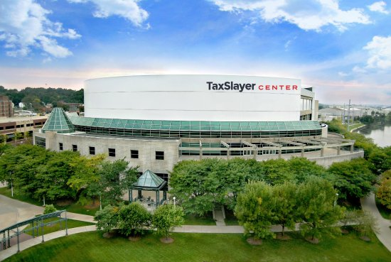 Moline, Илинойс: TaxSlayer Center