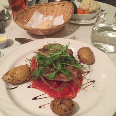 Bishopsgate House Hotel Restaurant