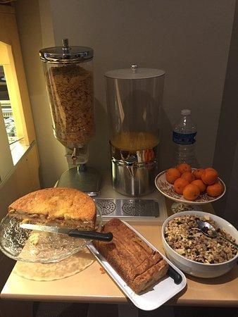 Hotel Ronsard : de bons gâteaux tout frais