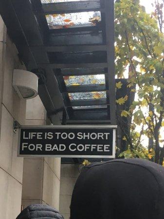 Photo of Cafe Cafe Medina at 780 Richards Street, Vancouver V6B 3A4, Canada