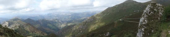 Covadonga, Spain: Mirador de la Reina