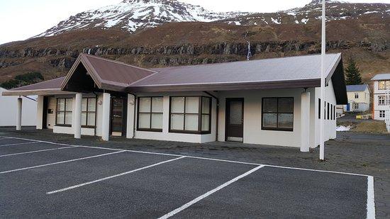 Entrance - Picture of Media Luna Guesthouse, Seydisfjordur - Tripadvisor