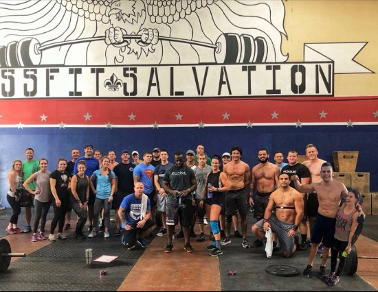 CrossFit Salvation