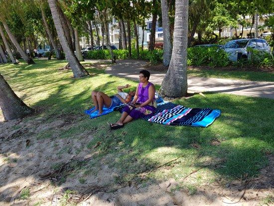 Kewarra Beach, Avustralya: 5 minutes from the very beautiful Palm Cove Beach or 10 minutes to Trinity Beach
