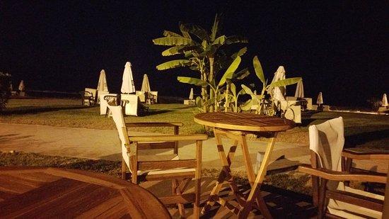 Constantinou Bros Athena Royal Beach Hotel: Lovely evening views