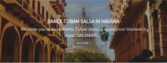 Salsafari: Don't visit Cuba. DANCE IT