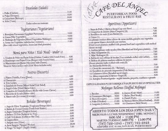 Cafe del Angel Foto