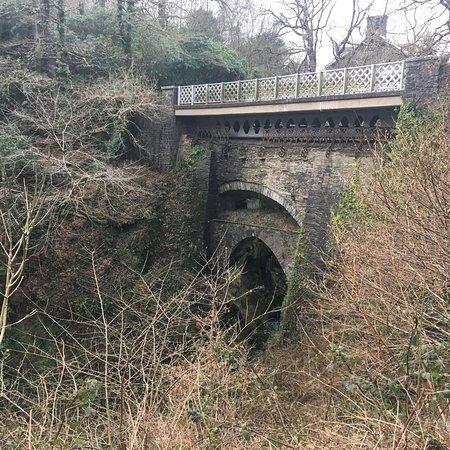 Devil's Bridge (Pontarfynach), UK: photo0.jpg