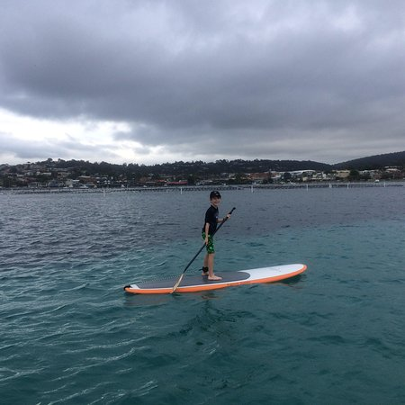 Merimbula Stand Up Paddle