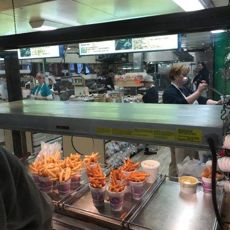 Coleman 39 s fish market wheeling restaurantanmeldelser for Coleman s fish market