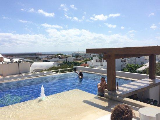 Soul Beach Hotel Piscina