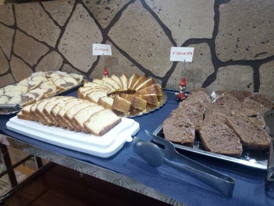 Hotel dei Pini: Le nostre torte.