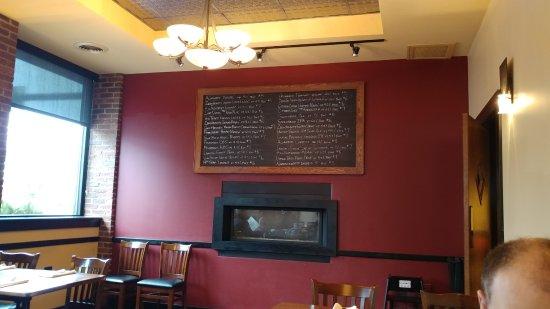 Barre, VT: Craft Beer list
