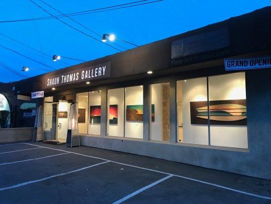 Shaun Thomas Gallery