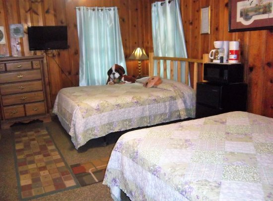 Lakeview, AR: Cabin 9