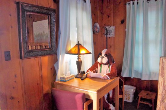 Lakeview, AR: Serenity Cabin