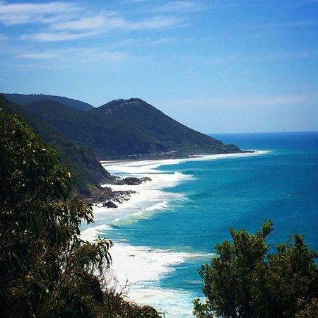 Wye River, Australien: Mount Defiance Lookout