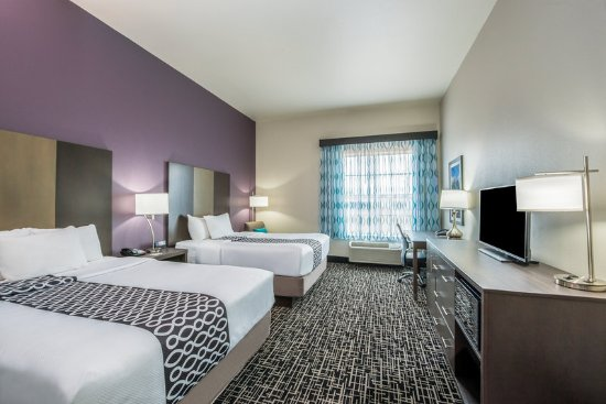 Enid, OK: Guest room