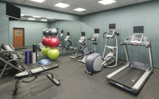Revere, ماساتشوستس: Health club