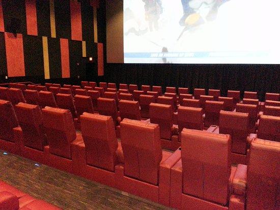 Norridge, IL: a view towards the screen in auditorium #1