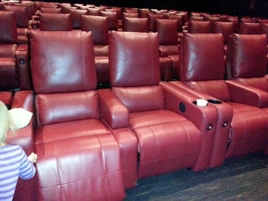 Norridge, IL: I thought those were comfortable power reclining seats