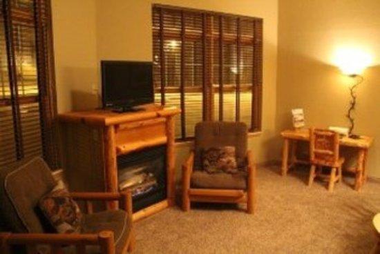 Biwabik, MN: Guest room