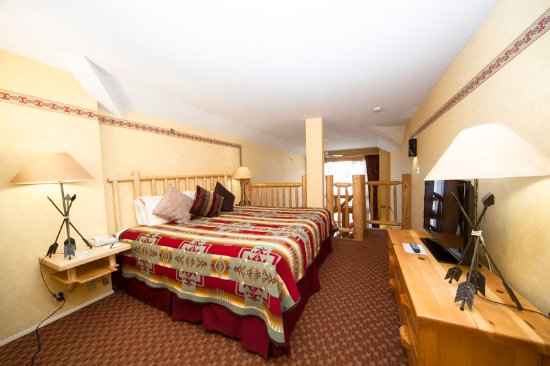 Brewster's Mountain Lodge: Suite