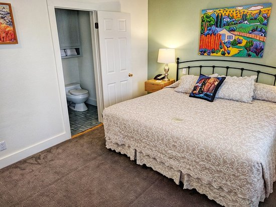 The Rochester Hotel and Leland House: Guest room