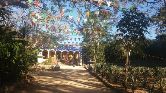 Uxmal, México: vstup