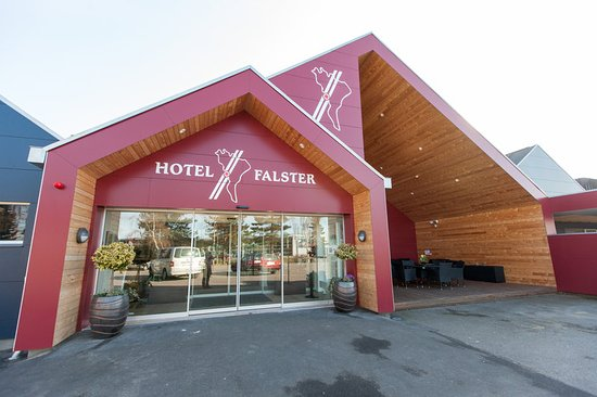 Hotel Falster : Exterior